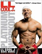 LL Cool J's Platinum Workout by O'Connell, Jeff, Honig, Dave, LL COOL J, Good Bo