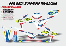 BETA RR 2018-2019 125-250-300-430  FLUO GRAPHIC KIT