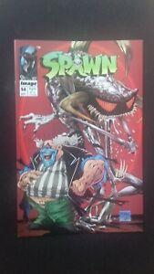 Spawn #14 ( 1993  Image Comics )  NM- ( 9.2 )