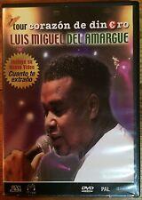 Tour Corazon de Dinero: Luis Miguel Del Amargue (DVD, 2004, REGION PAL)