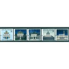 Vatican 2000 - Mi. n. 1/5 - Année Sainte 2000 Tri Automatique