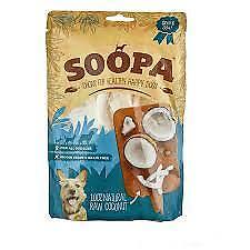 Soopa Natural Dog dental chews - Coconut