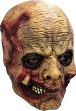 DECEASED ZOMBIE GRUESOME LATEX HALLOWEEN HEAD HORROR MASK