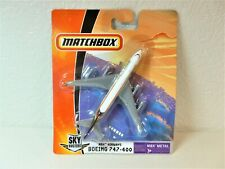 Matchbox Sky Busters MBX AIRWAYS BOEING 747-400 2007  SEALED
