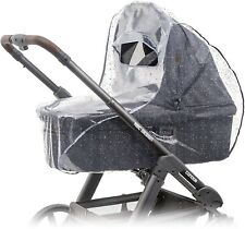 Zamboo Universal Rain Cover for Pram Carrycot (e.g. Hauck, Joie, ABC-Design -