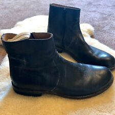 Mens Chelsea Boot by MOMA, Designer, Vero Cuoio, Italian Made, Hand Made, US 8.5