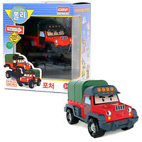 NEW Robocar Poli Poacher Robot Car Toy Transforming Characters Children Kid Gift