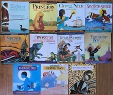 Lot 11 FIRST TALES Stories Seventh Sister Turquoise Boy LEGENDS OF WORLD NATIVE