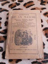 ALMANACH DE LA MANCHE 1951 - Typ.Ch. Daireaux,  P. Bellée