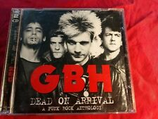 GBH: Dead On Arrival