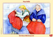 Frau Holle Don Bosco Märchenpuzzle