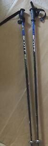 "Scott Ski Poles Series 2  48""  Lightweight Aluminum"