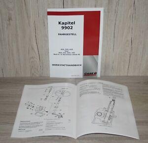 IHC Case Werkstatthandbuch Fahrgestell 433,533,633,733 und V+E (Serie II) .