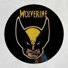 Marvel Wolverine Face Embroidered Big Patch for Back Comics X-men Logan Magneto