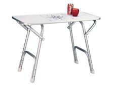 Bootsport Forma Tisch M250 Rechteckig Aluminium Campingtisch Bootstisch Terasse Maritim