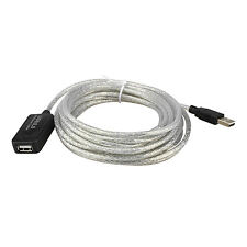 5m USB 2.0 Active Repeater Cable Extension Lead BT