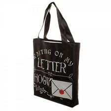 HARRY POTTER WAITING ON MY LETTER TO HOGWARTS PACKABLE TOTE BAG SHOPPING GROCERY