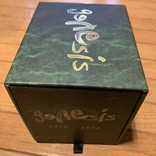 GENESIS 1970-1975 COMPLETE 13-DISC (7-CD, 6-DVD BOX SET) - COLLECTOR, RARE