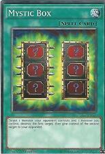 YU-GI-OH CARD: MYSTIC BOX - YGLD-ENA25 - 1st EDITION