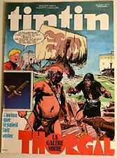 Journal Tintin BD Comics Magazine Hebdo No 17 36e 1981 Thorgal