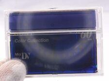 Sony MiniDV Tape Color Collection ME 60min digital mini DV