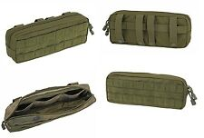 TASCA UTILITY SOFTAIR ORIZZONTALE OLIVA TFG 5548OD airsoft tactical molle pouch