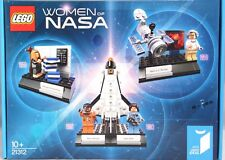 LEGO IDEAS 21312 Women of NASA Die NASA Frauen mit 4 Figuren Exclusiv RAR NEU