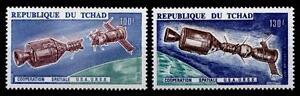 Projekt Apollo - Sojus. 2W. Tschad 1975