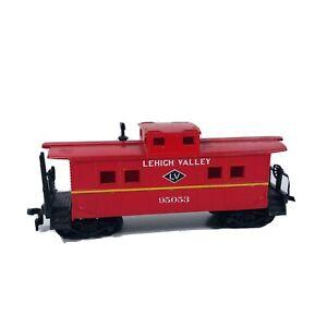 Vintage HO Life Like Lehigh Valley Caboose LV # 95053