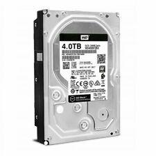 Western Digital WD4005FZBX 4 TB 7200 RPM 3.5in Hard Drive