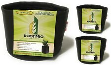 ROOTPRO Fabric Pot 3 GAL The High-Yield Grow Bag for Natural Root Pruning