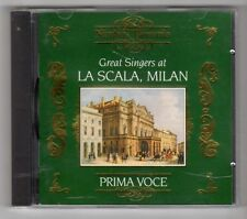 (GY965) Various Artists, Great Singers At La Scala, Milan - 1994 CD