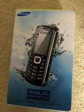 Samsung GT B2710 - Black (Unlocked) Mobile Phone