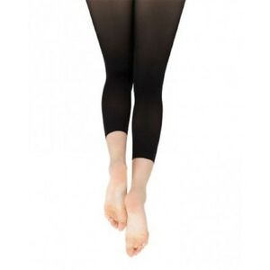 Capezio Toddler Footless Tight With Self Knit Waist Band - 1917X