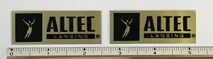 Altec Lansing Speaker Badge Logo Emblem