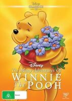 The Many Adventures Of Winnie The Pooh DVD : NEW