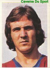 207 JOSE SANCHEZ FC.BARCELONA ESPANA CROMO STICKER FOOTBALL 1980 BENJAMIN RARE
