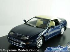 NISSAN 300 ZX MODEL CAR 1:43 SCALE BLUE CORGI DETAILCARS ART162 96610 K8