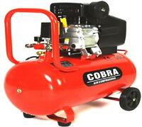 COBRA AIR TOOLS 50L LITER AIR COMPRESSOR 9.6CFM 2.5HP POWERFUL MACHINE