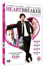 Heartbreaker (2010) Romain Duris, Vanessa Paradis, Julie Ferrier NEW UK R2 DVD