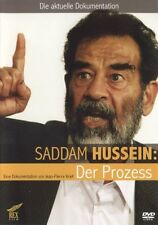 Saddam Hussein - Der Prozess (Jean-Pierre Krief) Dokumentation DVD NEU + OVP!