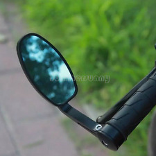 Anti Glare Black Motorcycle Bar End Mirrors For Aprilia Tuono V4 APRC 1100 RR