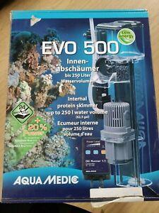 Aqua Medic EVO 500 Protein Skimmer DC Runner 1.1 **NOT COMPLETE**
