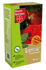 Bayer Garden 5878135 Toprose Fertiliser 4kg