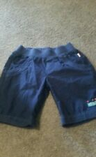 GIRL'S NAARTJIE KIDS BLUE SHORTS SIZE 5 YEAR MED *flaw*