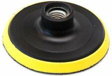 """400 X 4"""" Plastic Foam Backer Pad 5/8-11 For Diamond Polishing Pad Stone Concrete"""