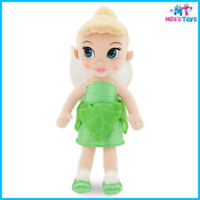 "Disney Animators' Collection Tinker Bell 13"" Plush Doll Brand New"
