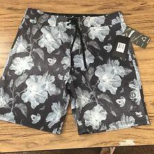 Hurley Phantom Flora New Mens Board Shorts Size 32 retail $60