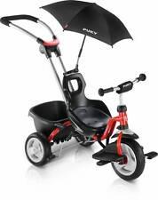PUKY Dreirad CAT S2 Ceety® ROT mit Kipper und Sonnenschirm tricycle (30173) 2493
