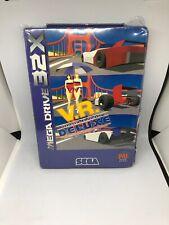 ** V.R. - Virtua Racing Deluxe ** for Sega Mega Drive 32X